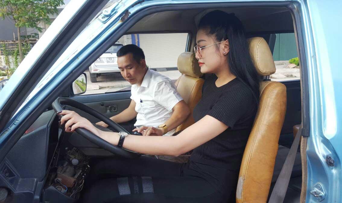 Bổ túc tay lái cho người học những kỹ năng không ở trong chương trình học