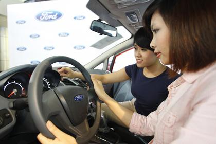 Bổ túc tay lái cho những học viên còn thiếu kỹ năng lái xe