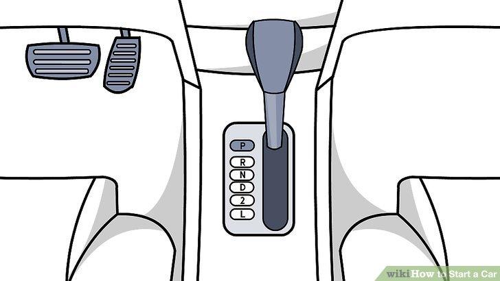 Cần số tự động - Cách lái xe ô tô