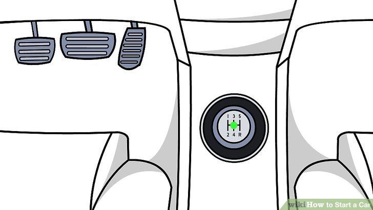 Xe số sàn - Cách lái xe ô tô