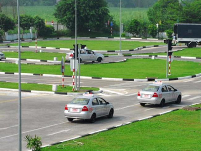 Cơ sở vật chất của trường dạy lái xe ô tô phải thất chất lượng - Đăng ký học lái xe B2
