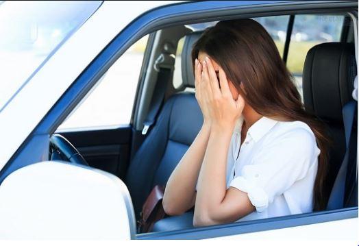 Tâm lý lái xe vô cùng quan trọng - Đạp nhầm chân ga