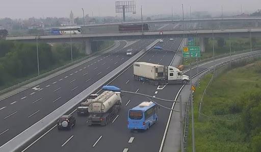 Đột ngột nhập vào đường cao tốc