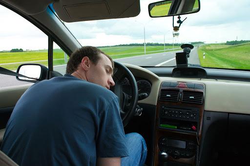 Giấc ngủ của nghề lái xe