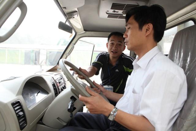 Từ ngày 1/1/2020 các trung tâm sát hạch lái xe phải thực hiện giám sát bằng hệ thống Camera