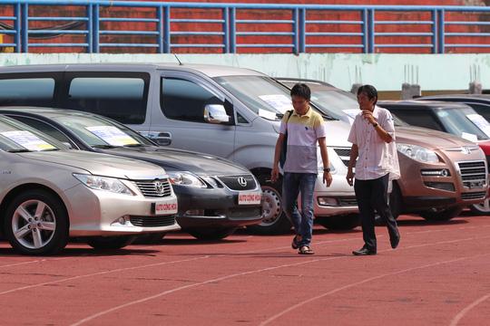 Giám sát việc học bằng lái tại các trường dạy lái xe ô tô