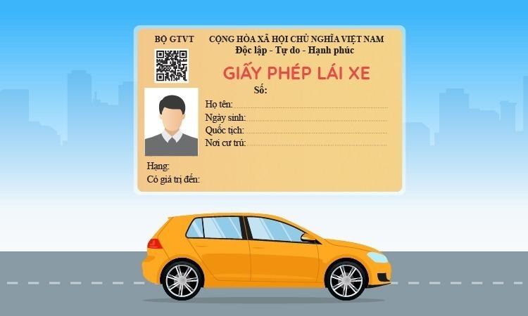 Quy định mới về giấy phép lái xe