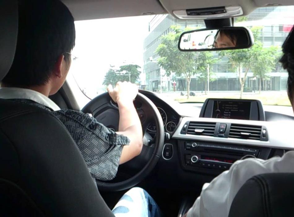 Học lái xe hạng C