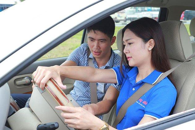 Thủ tục đăng ký học lái xe ô tô B2 bắt đầu từ đâu