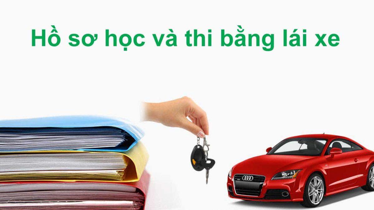 Hồ sơ học lái xe