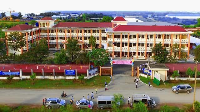 Trường cao đẳng nghề số 8