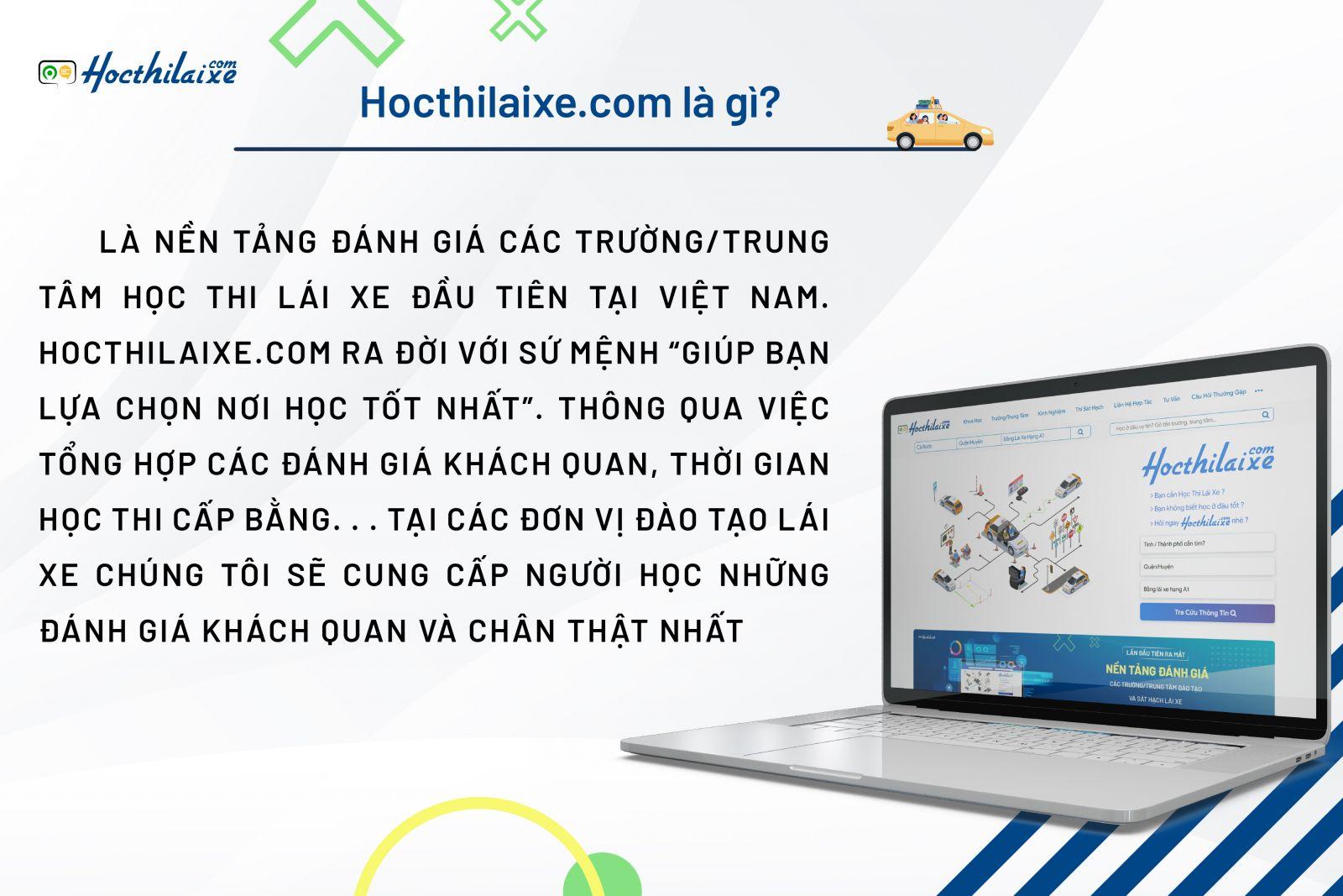Hocthilaixe.com là gì?