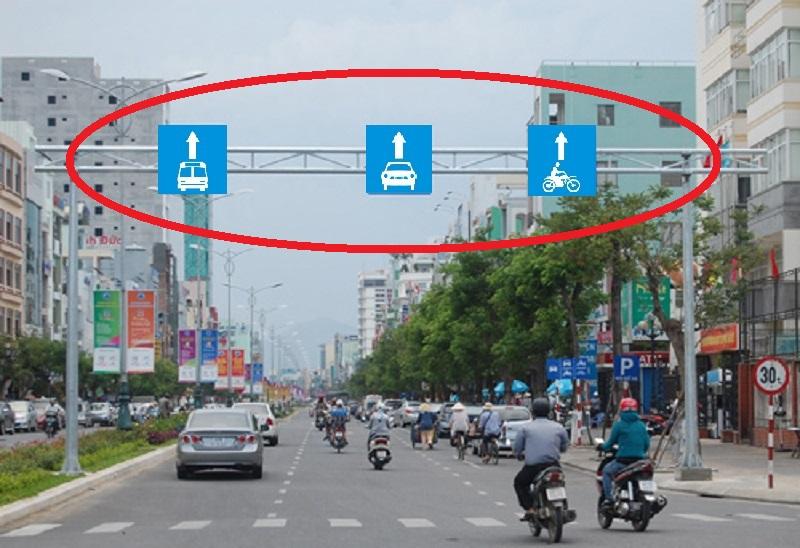 Đi đúng đường, tuân thủ luật lệ giao thông - Kinh nghiệm lái xe ô tô
