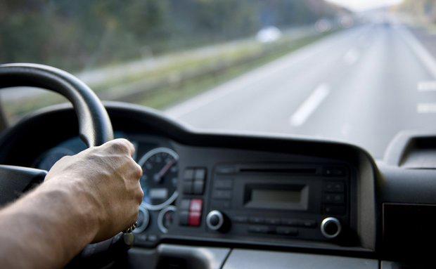 Lái xe ô tô đường dài