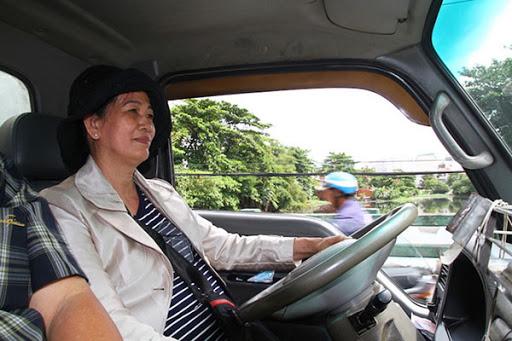 Học lái xe tải 1 người 1 xe