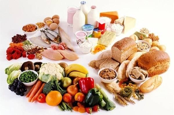 Bổ sung thực phẩm để cơ thể luôn khỏe mạnh nhé