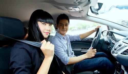 Học lái xe hạng b2