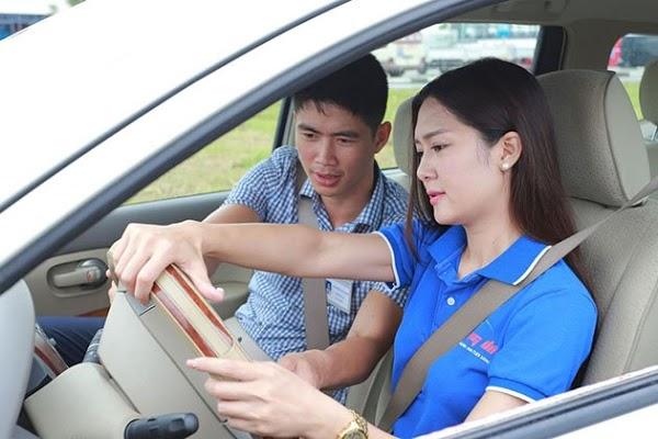 Văn phòng ghi danh học thi lái xe - CN Bình Thạnh